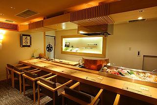 札幌すすきの 割烹 いそ田 特等席