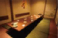 札幌すすきの 活魚 海鮮 炉ばた いそ舟 小上がり個室
