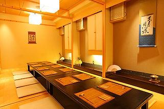 札幌すすきの 割烹 いそ田 大宴会に対応