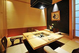 札幌すすきの 割烹 いそ田 完全個室で接待