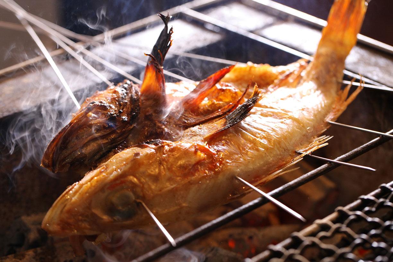 札幌すすきの 炉ばた焼き いそ舟