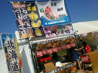 石狩湾新港 RISING SUN ROCK FESTIVAL 2017