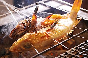 札幌すすきの 活魚 海鮮 炉ばた いそ舟 おすすめの炉ばた焼き