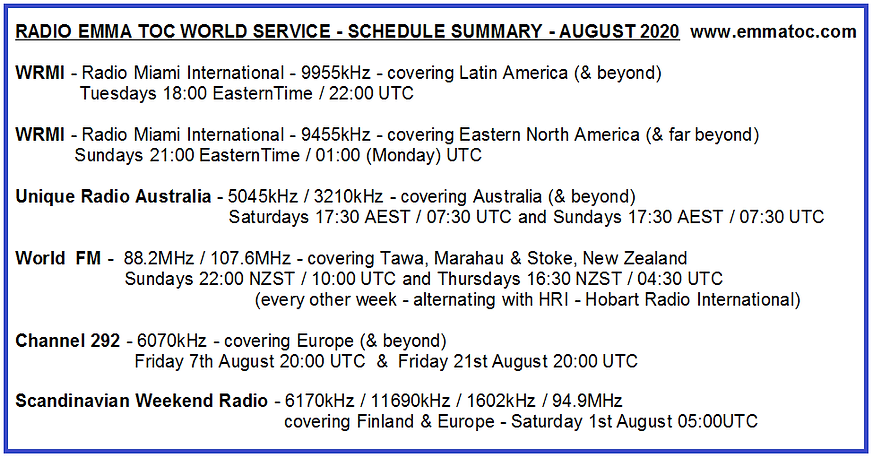 Schedule Summary  Aug 2020.png