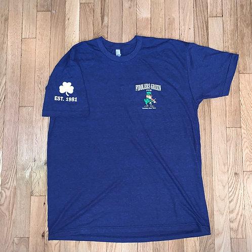 Fidds T-Shirt - Navy