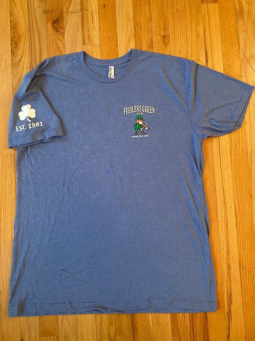 Fidds T-Shirt - Carolina Blue