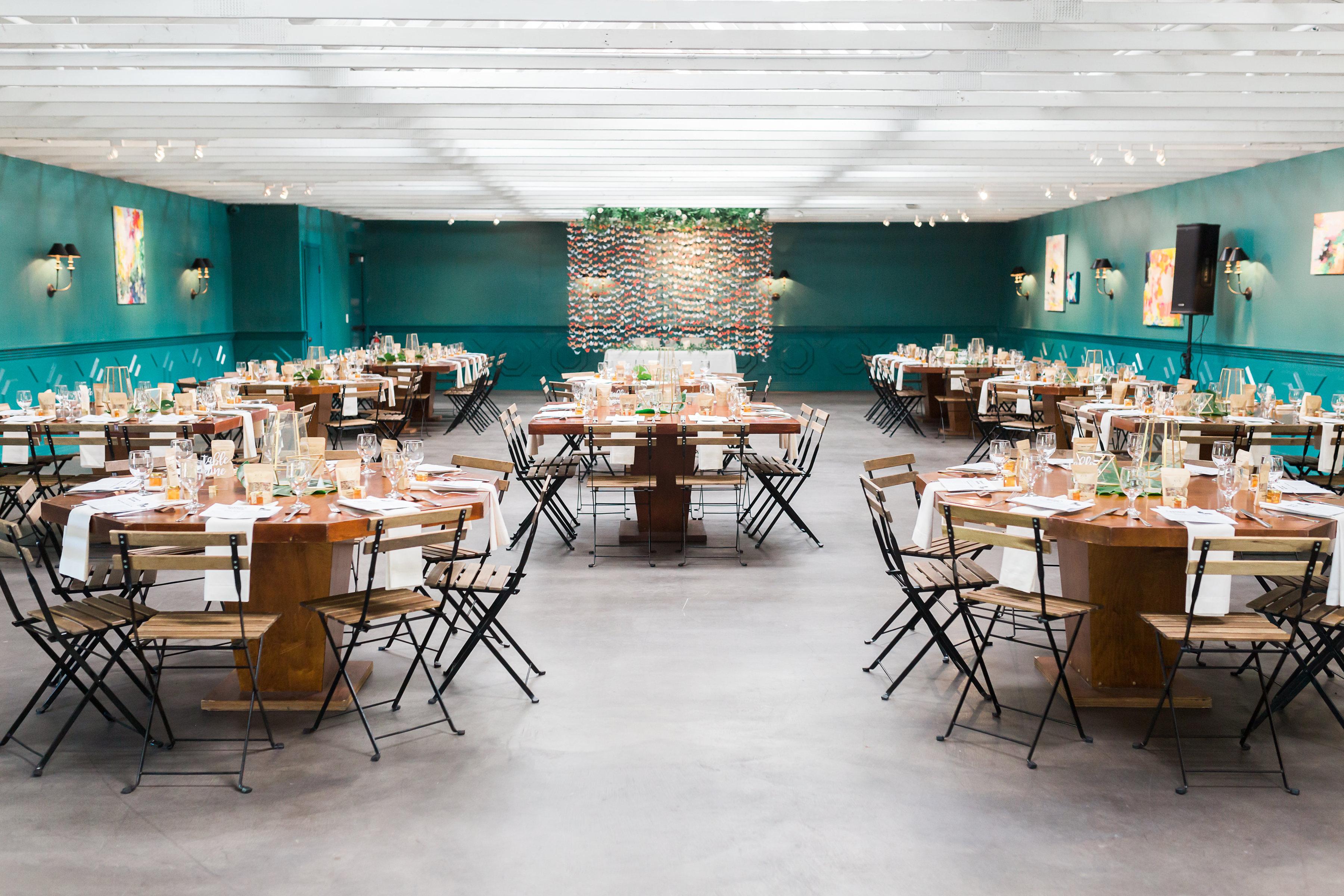 Fig House Wedding - Reception