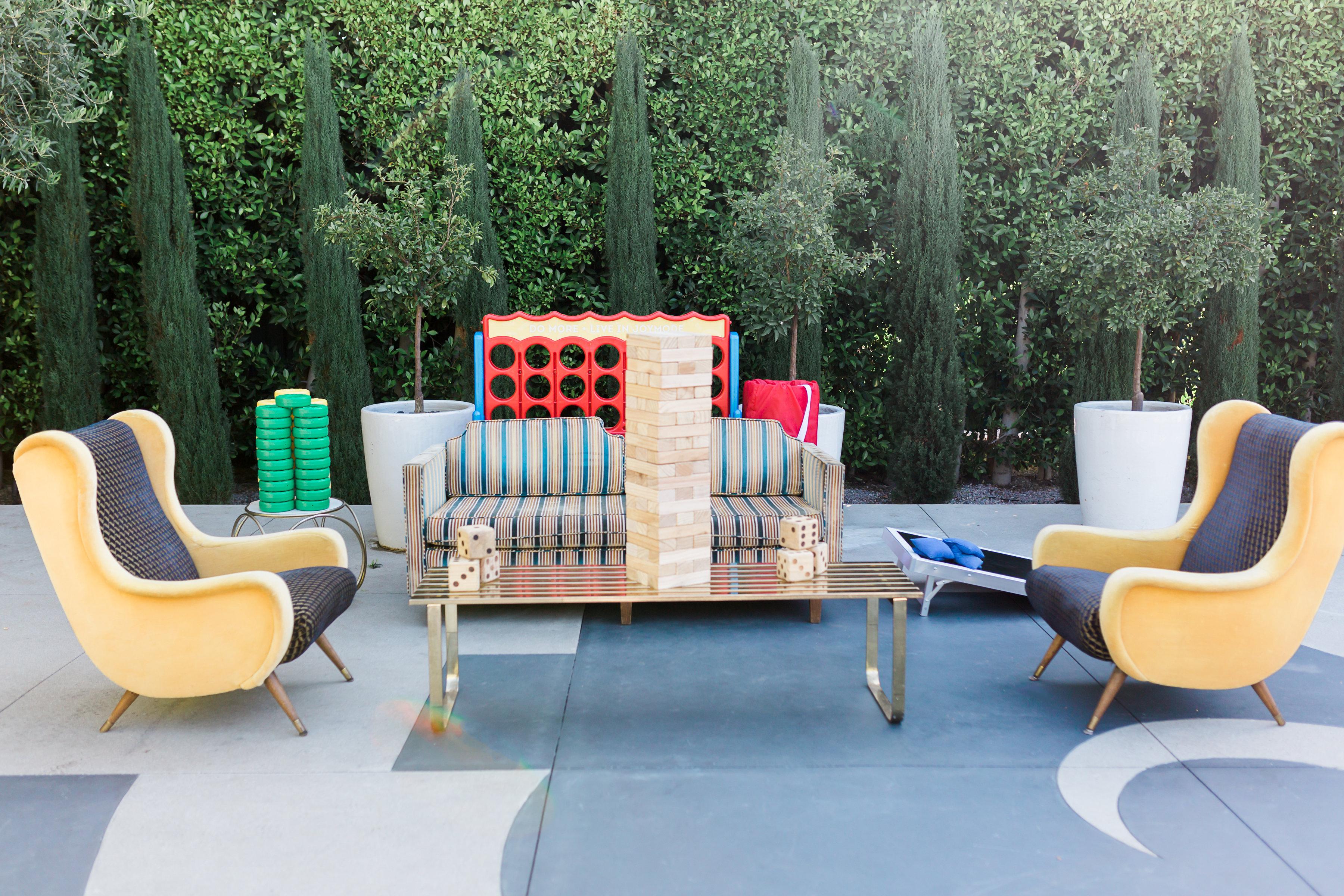 Fig House Wedding - Lounge