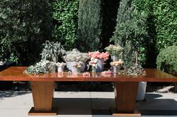 Fig House Wedding - Flower Crown Station