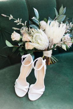 Fig House Wedding - Boho - Wedding Shoes