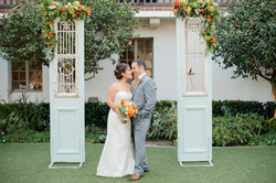 bowers museum orange county wedding