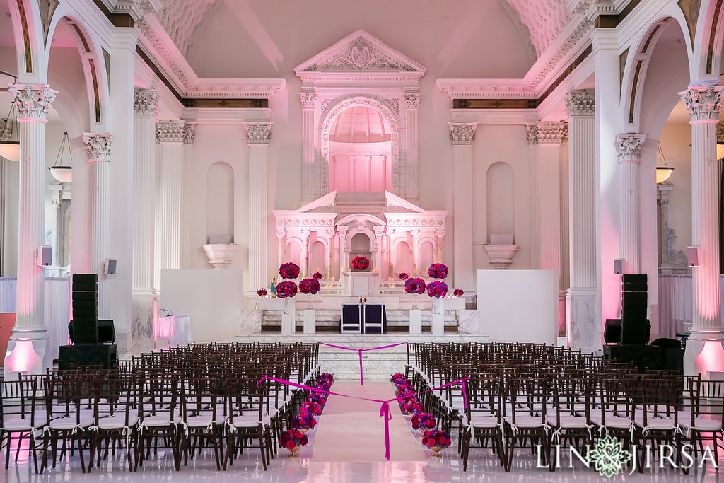 Vibiana wedding la planner