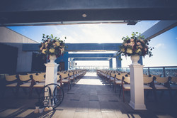 shade hotel wedding