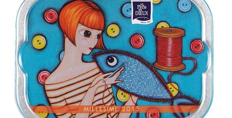 Sardines Cousu main Millésimées 2015