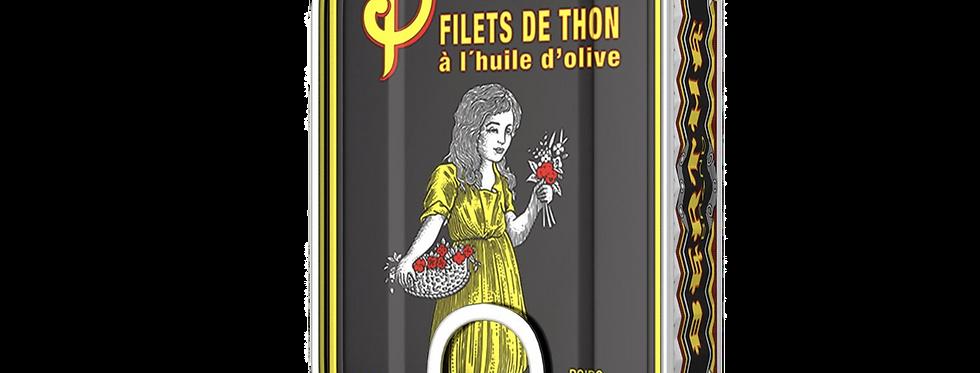 Berthe - Filets de thon à l'huile d'olive