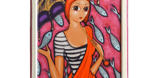 Sardines Lulu en sari indien Millésimées 2018