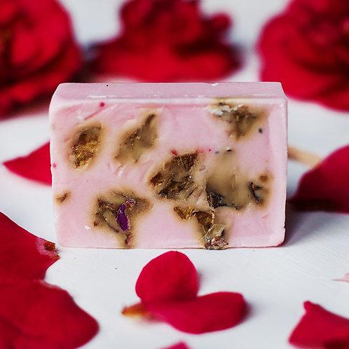 Rose Soap (based on goat's milk)