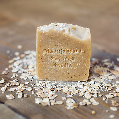 Milk and Oat Soap