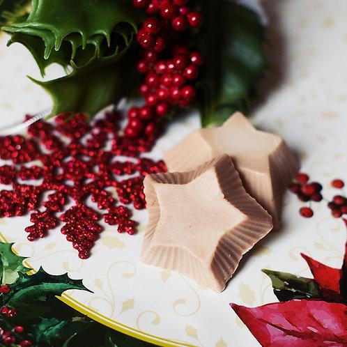 Christmas Star: vanilla and cinnamon