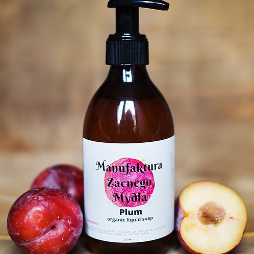 Natural Organic Hand & Body wash Liquid Soap
