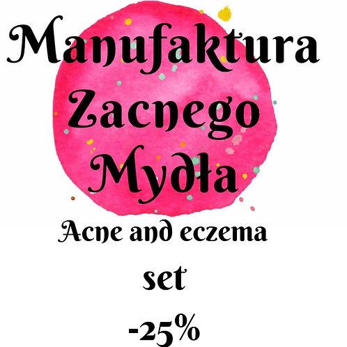 Acne and Eczema Set