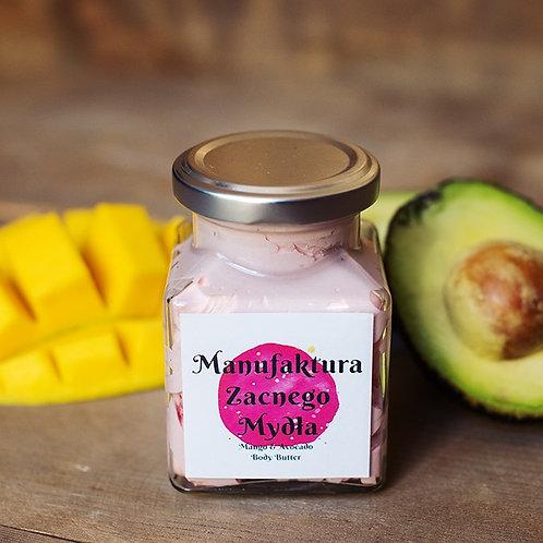 Mango & Avocado Body Butter
