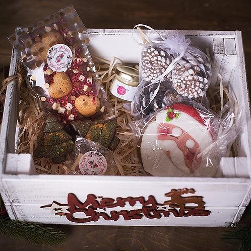 Christmas Handmade Pamper Crate