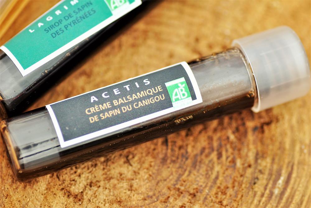 abies lagrimus  crème de balsamique de sapin du canigou