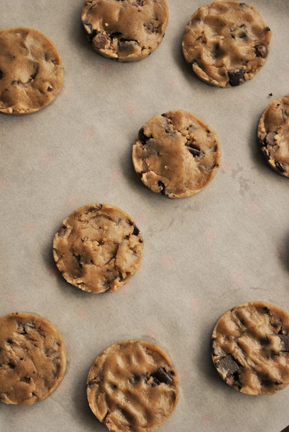 cookies choco coco sans lactose