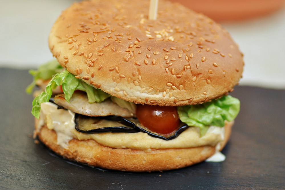 Burger libanais