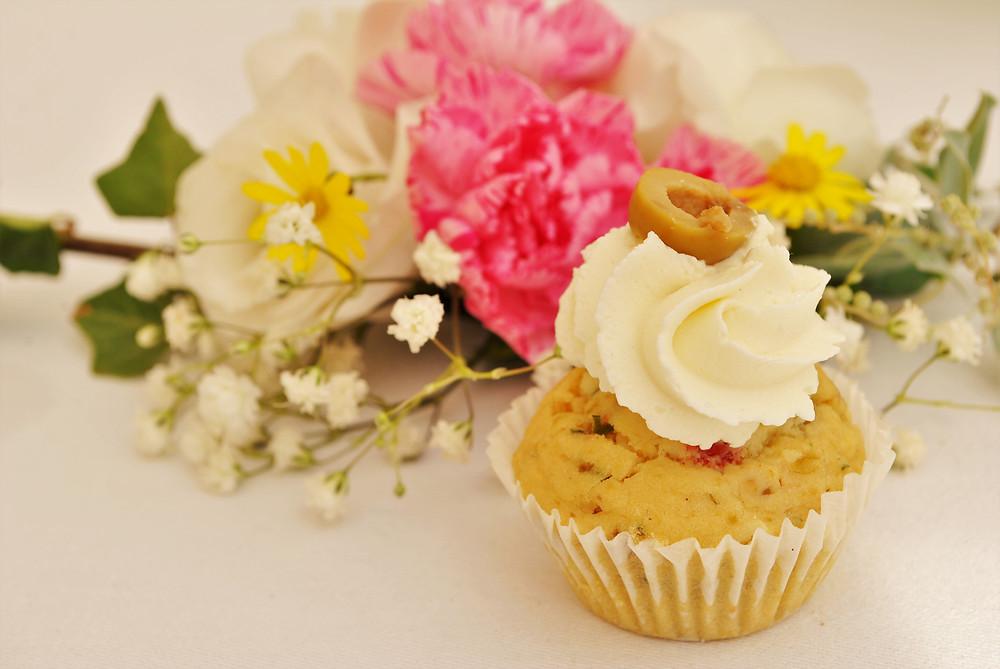 Buffet Mariage Salé Cupcakes Verrines