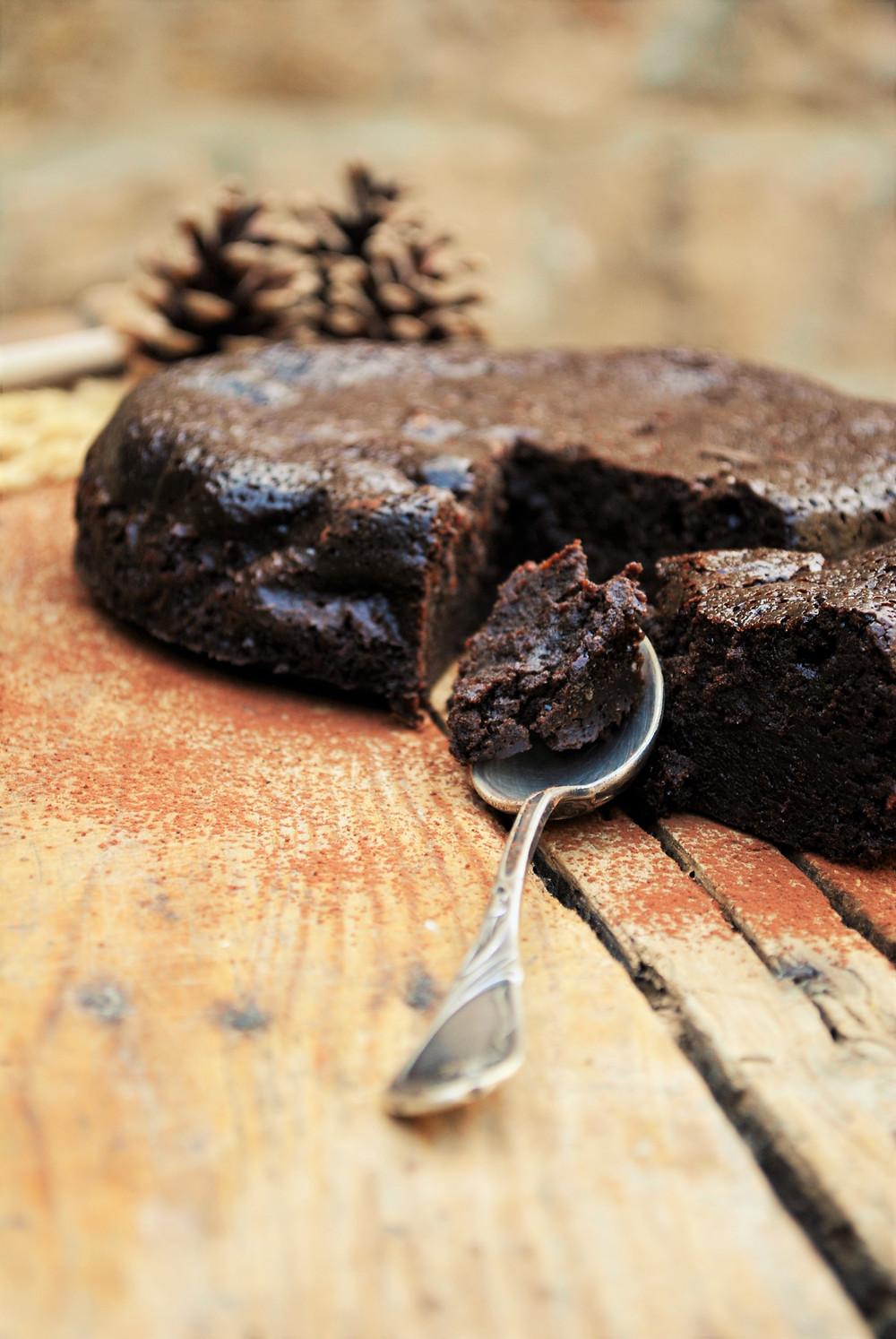 Chocolat Assassin Gateau Fondant Caramel