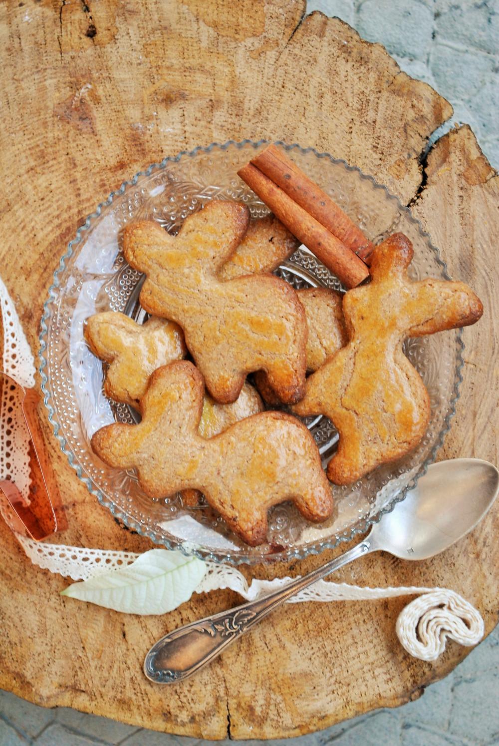 Schwowebredles Biscuits noël alsaciens cannelle