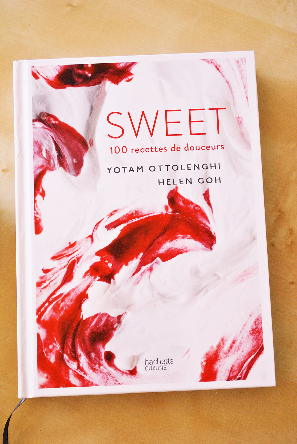 Sweet Ottolenghi Goh Livre de cuisine Recette