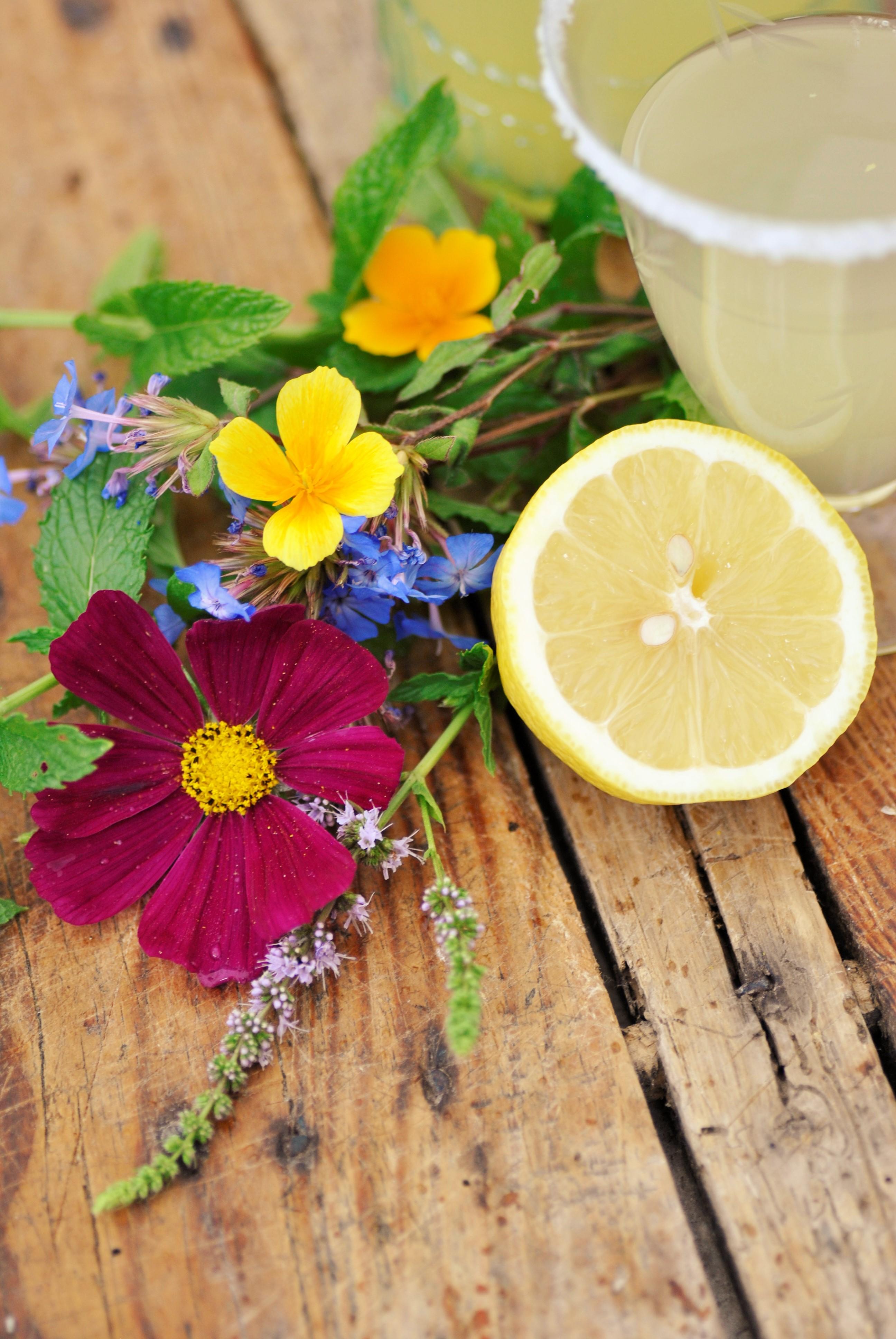 Citron & Fleurs