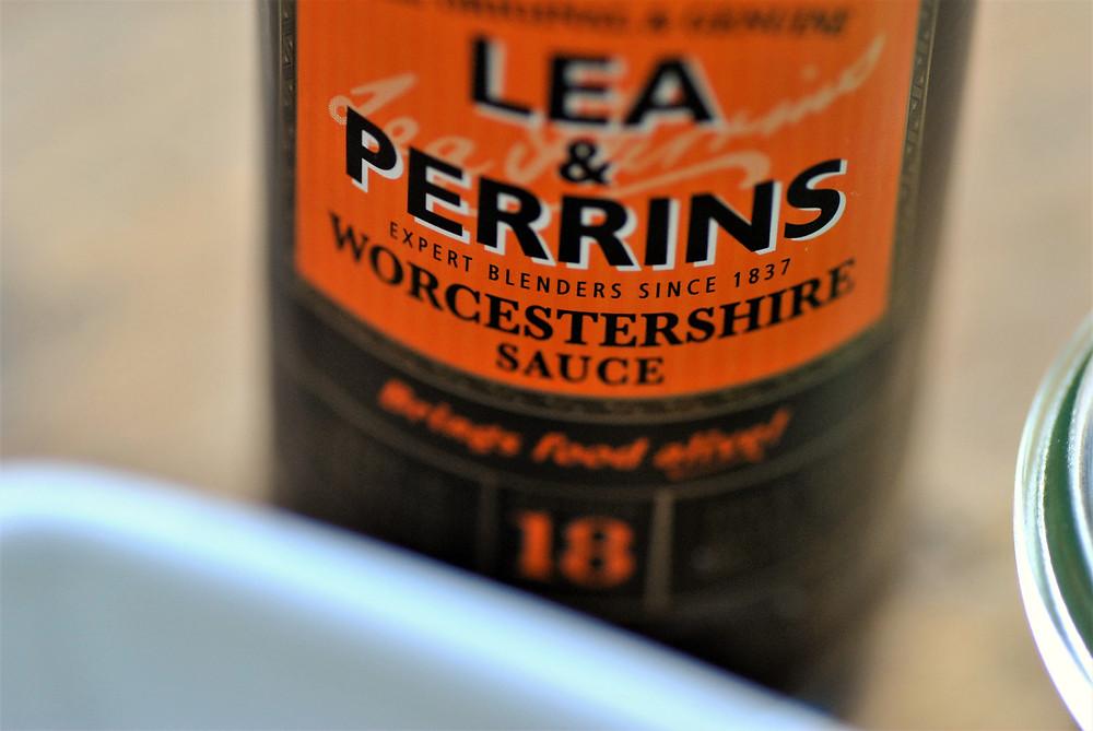 Tartare de boeuf Worcestershire