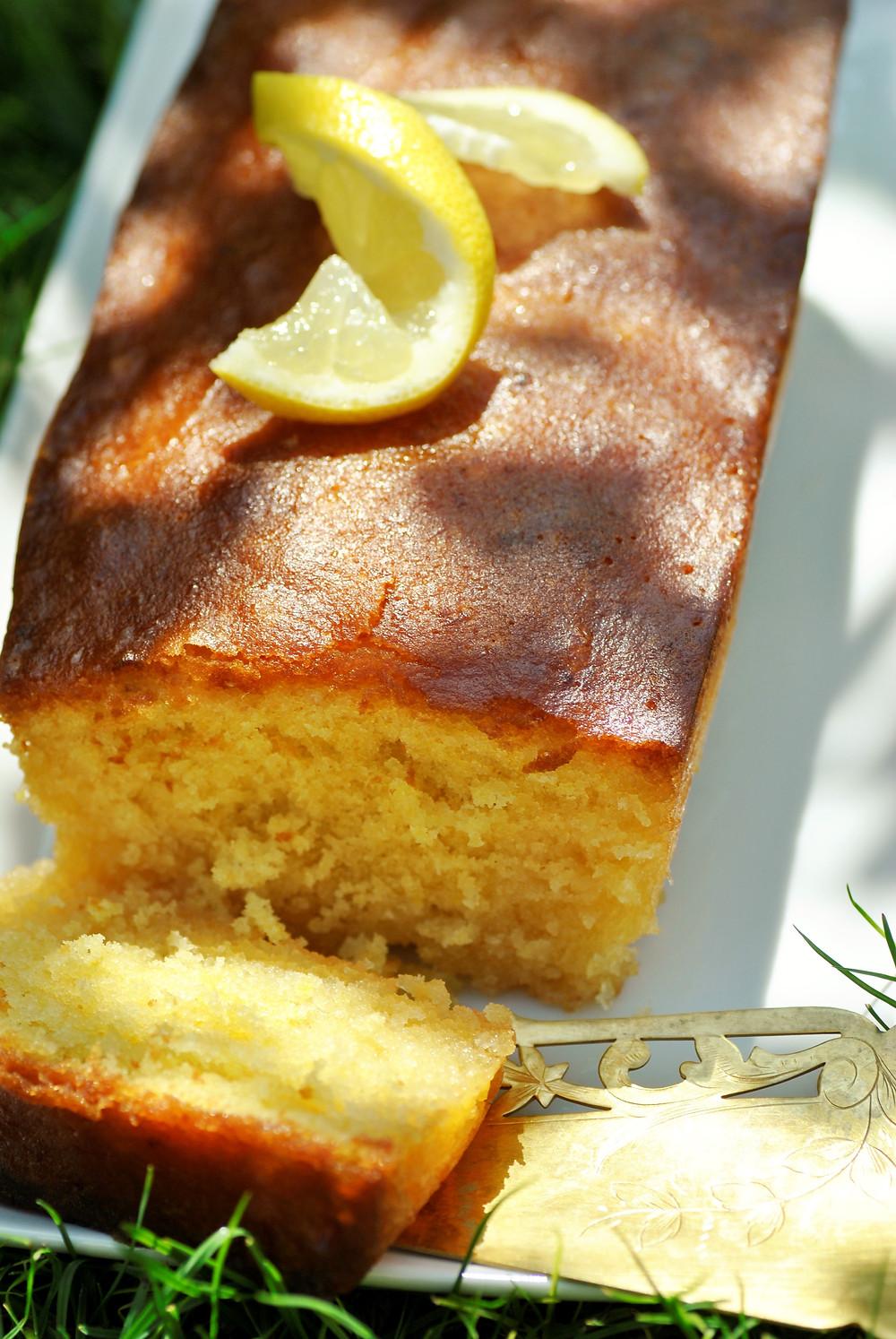 LE CAKE AU CITRON DE MON ENFANCE