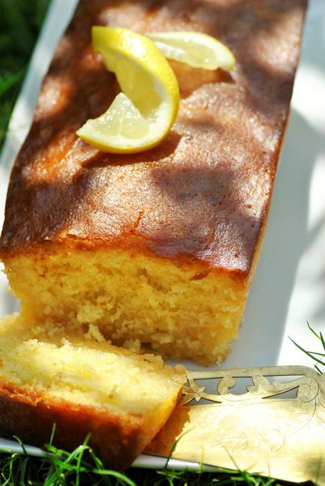 LE CAKE AU CITRON DE MON ENFANCE *