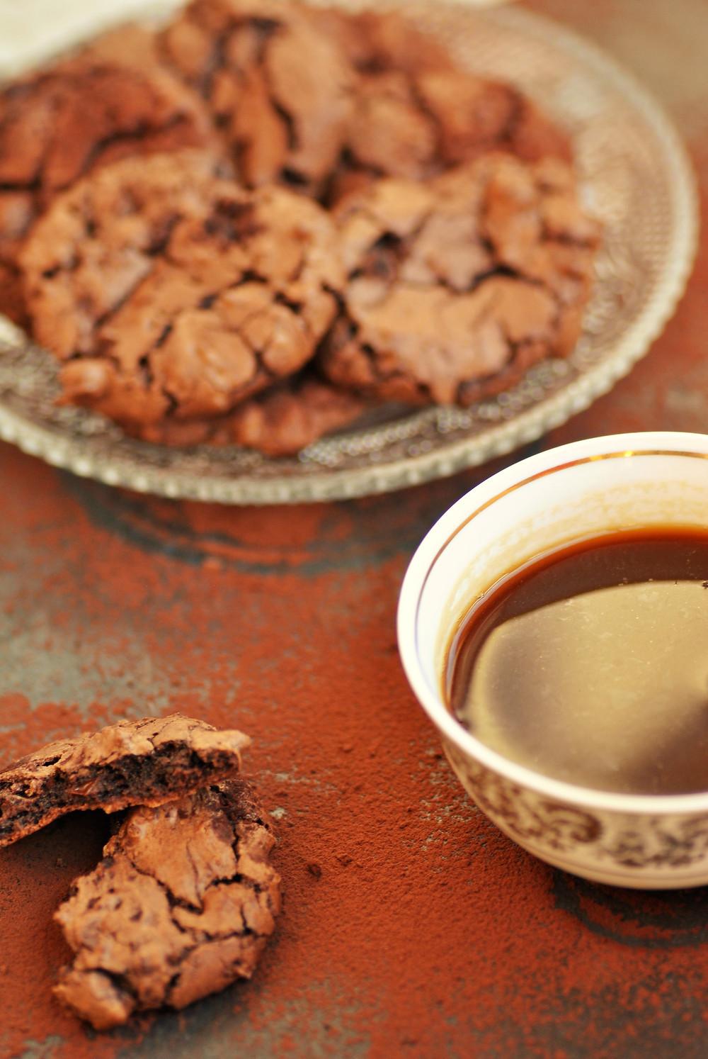 Cookies Brownies Brookies Chocolat