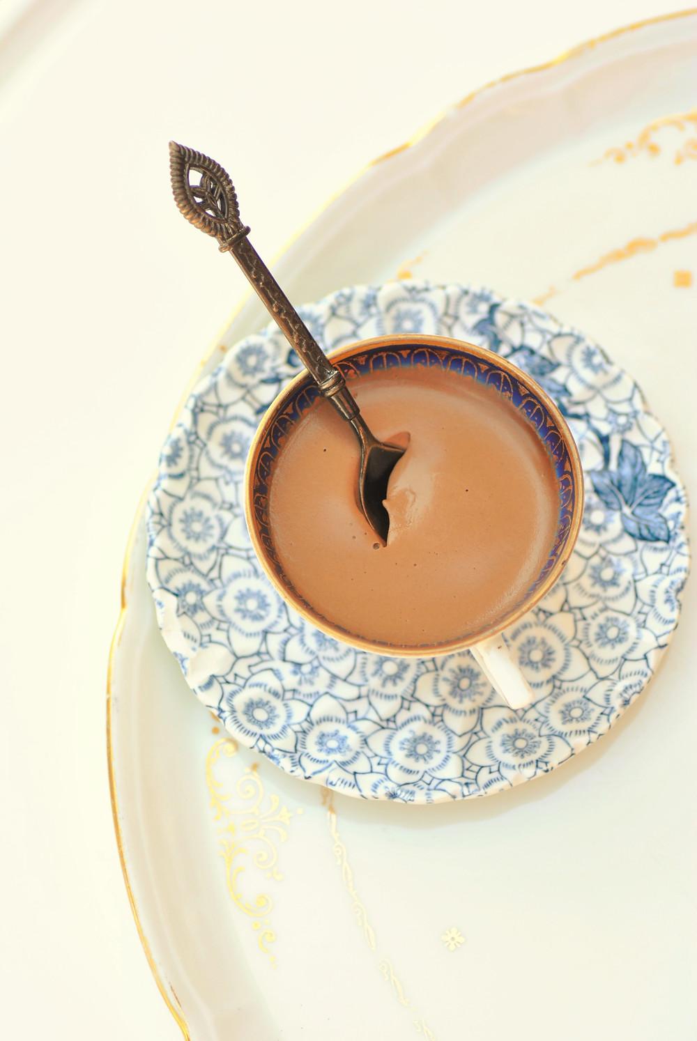 Crème chocolat coco