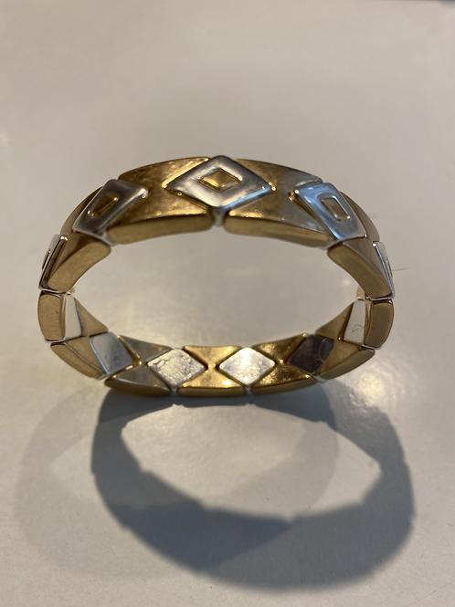 Bracelet Doré et Argenté