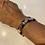 Thumbnail: Bracelet Noir et Doré