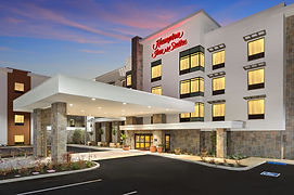 Hampton Inn & Suites Napa Valley, CA Exterior
