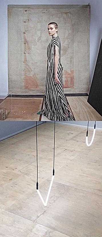 Convey Volume 1  Gonzalo Bascuñan Gonzalo Bascunan amsterdam fashion week karim adduchi