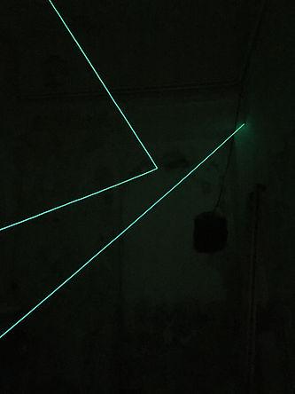Light Art | Gonzalo Bascuñan | Gonzalo Bascunan Fabbrica del Vapore Tempio del futuro perduto Akropolis
