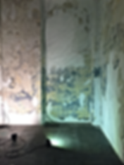 artinstallation/cotton/textile/spaceinstallation/fiveexercises/