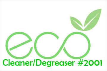 MILES Eco-Cleaner #2001, 15-Gallon Container