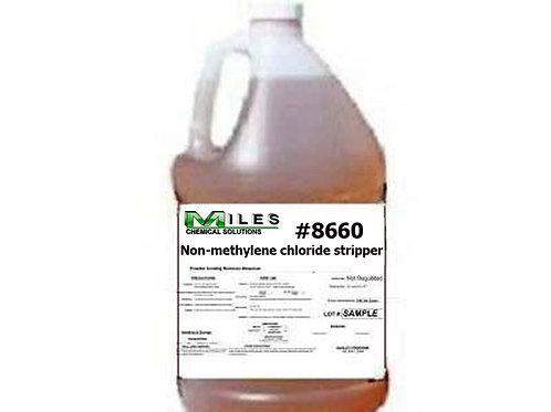 1-Gallon MILES 8660-Liquid, Non-methylene chloride stripping solution