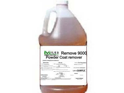 1-Gallon REMOVE 9000 Dissolver, Use at Room Temperature