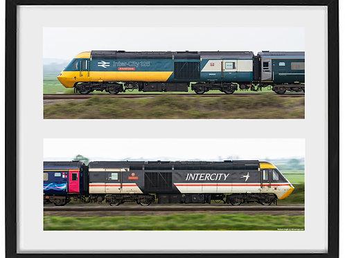 43002 & 43185 framed